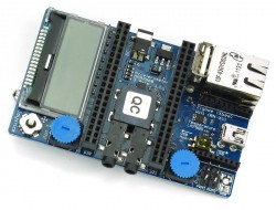 Abb.: mbed Application Board