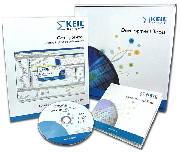 KEIL Tools für ARM - Professionelle Toolchain für Cortex-M0