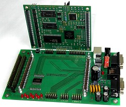 Abb.: COBRA5272 mit Carrier Board