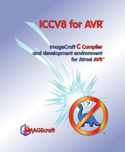 Abb.: Cover ICCV8 for AVR Manual
