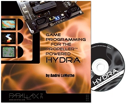Abb.: Game Programming with the Propeller Powered HYDRA